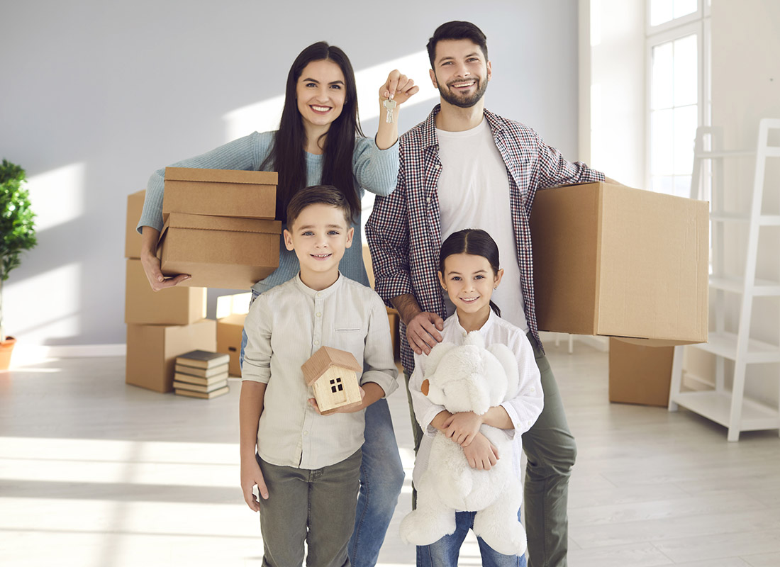 Local Residential Relocation